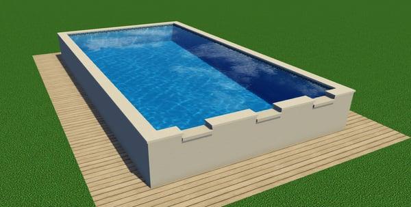 3D Pool Spillover