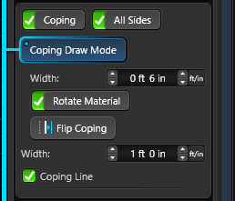 Coping Draw Mode