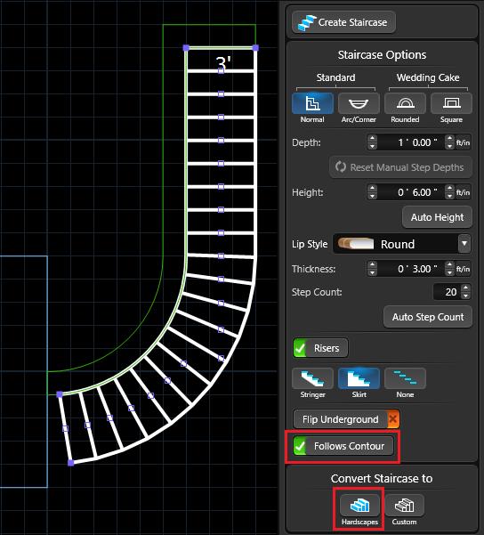Create Staircase