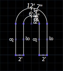 Custom Shape Draw in 2D
