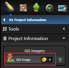 Insert GIS