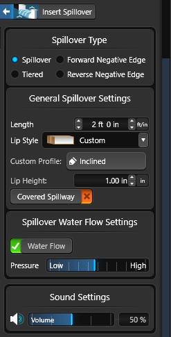 Insert Spillover