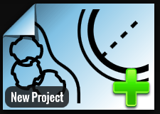 New-Project-Button