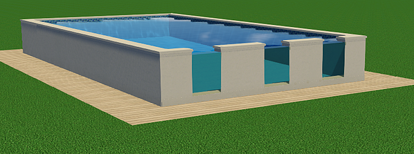 Pool Windows