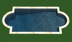 Pool Stage Pool 3D