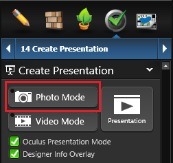 Presentation Photo Mode