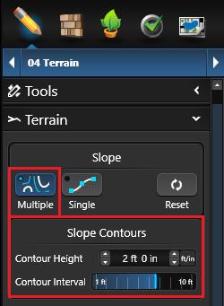 Terrain-Multiple-Slopes