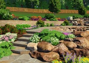 Yard Accessories Plants