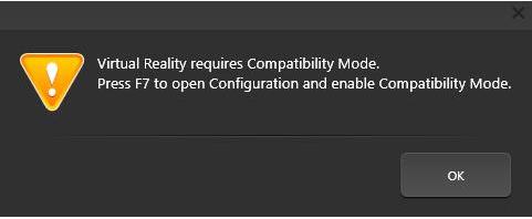 VR Compatibility