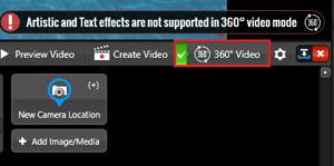 Video Mode 360