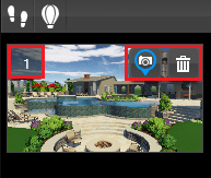 Video Mode Location Slots