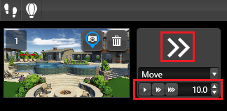 Video Mode Transitions