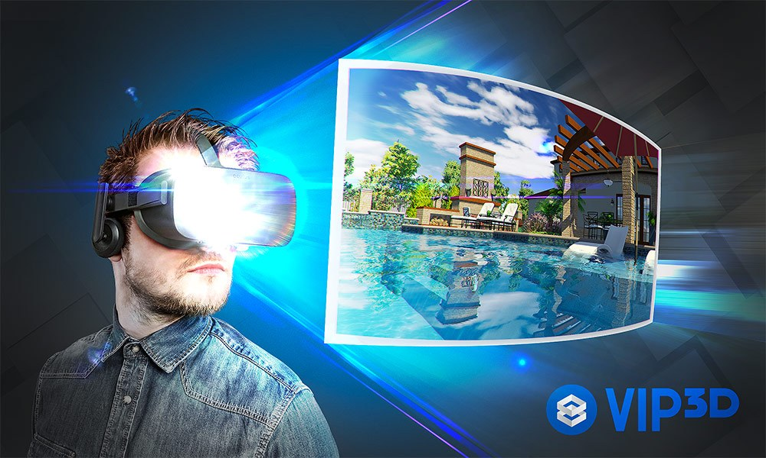 oculus Vip3D
