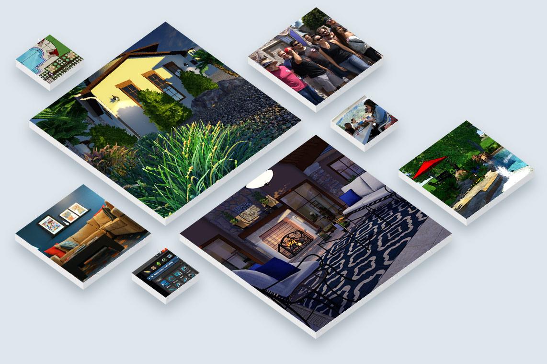 Tile Image - Improving Lives Through 3D Experiences