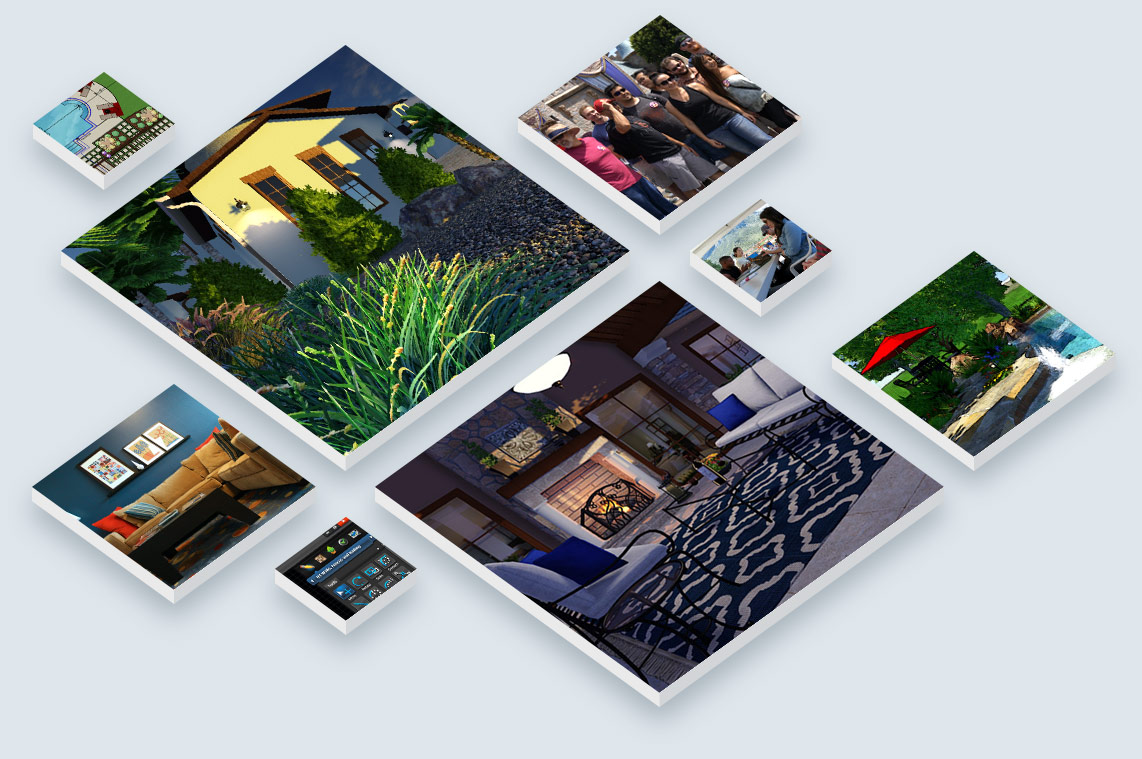 Tile Image - Improving Lives Through 3D Experiences