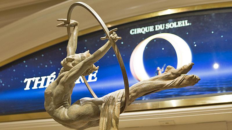 Cirque Du Sleil O