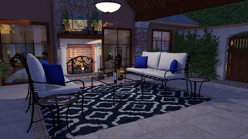 3D Outdoor Living Design Software and Landscape Design Software