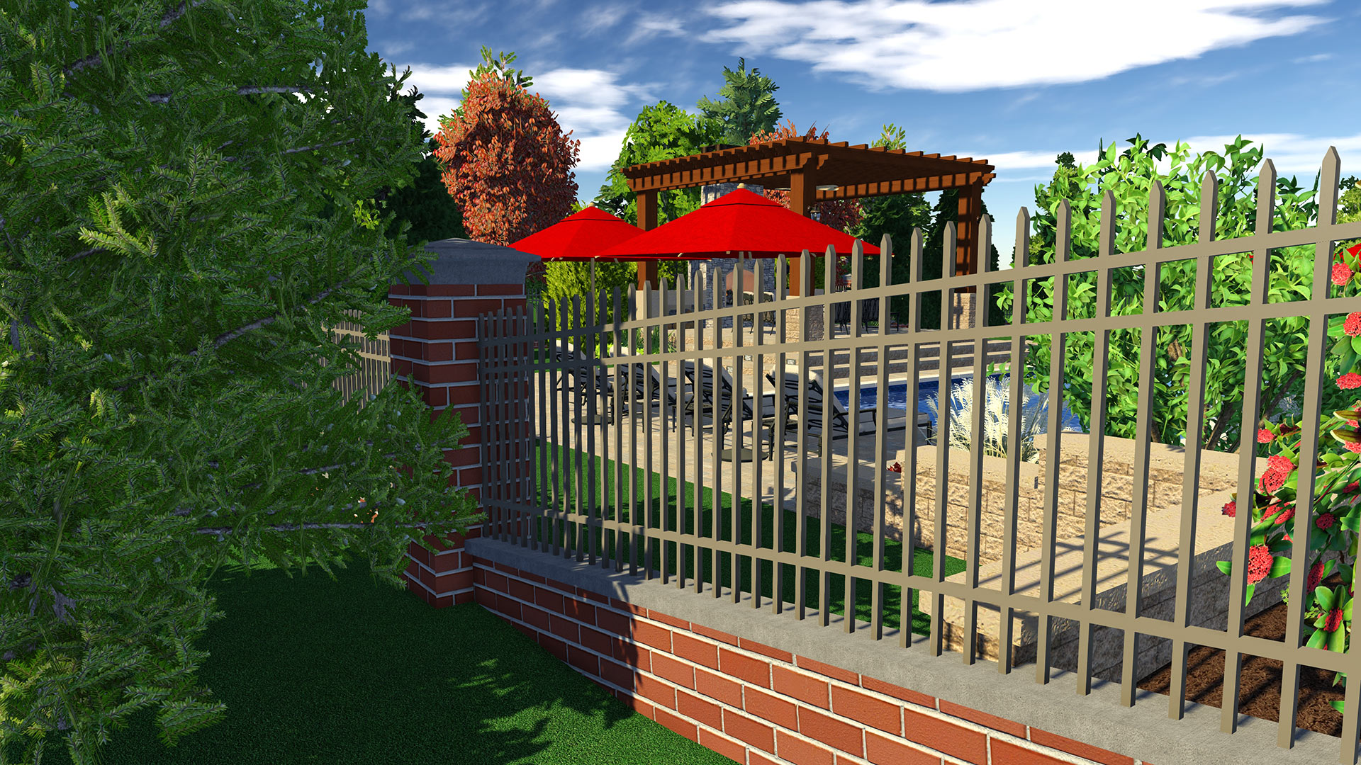 3d Garden Design Software Awesome Full Size Of Exterior Modern