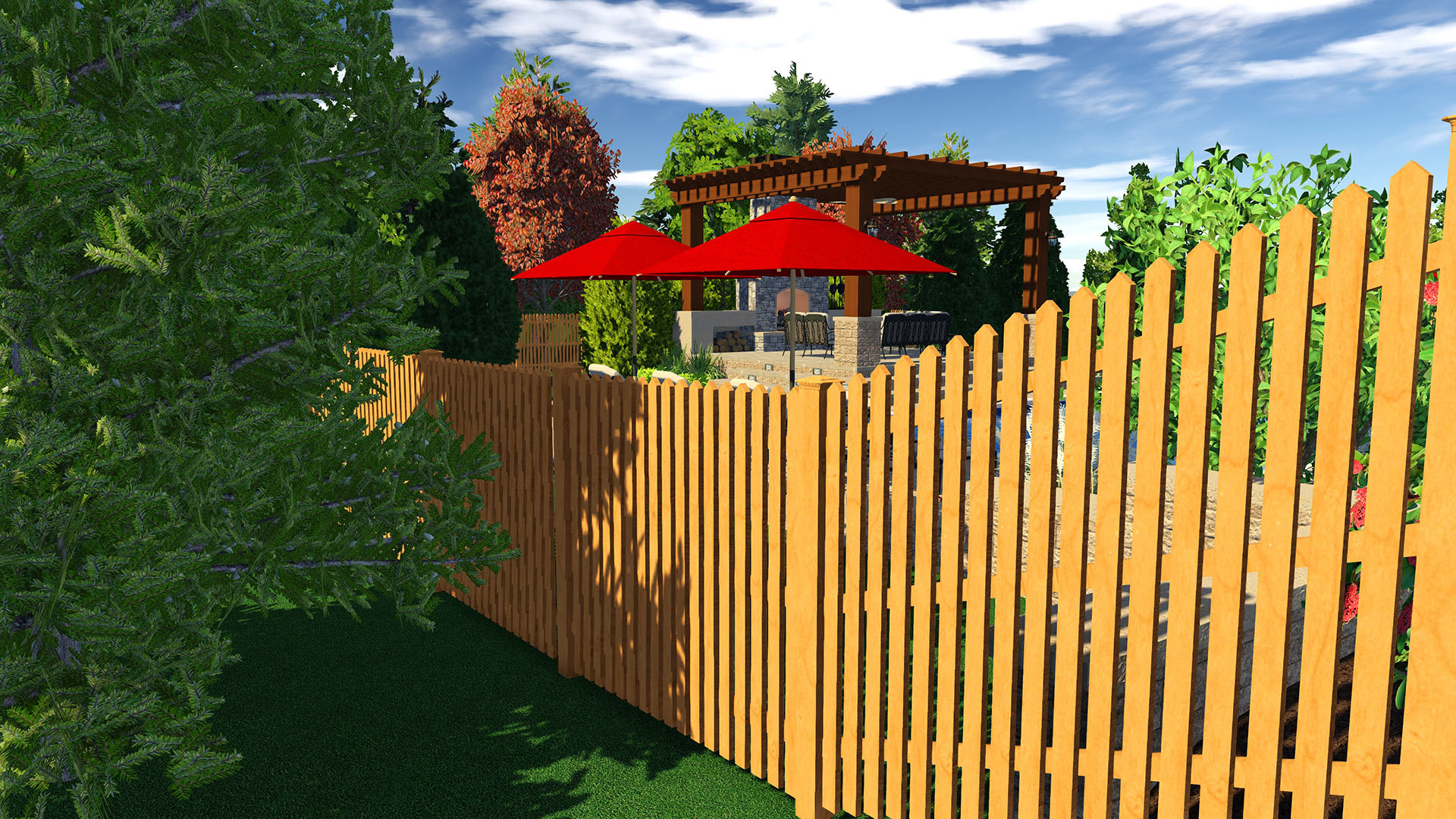 3D Landscape Design Software