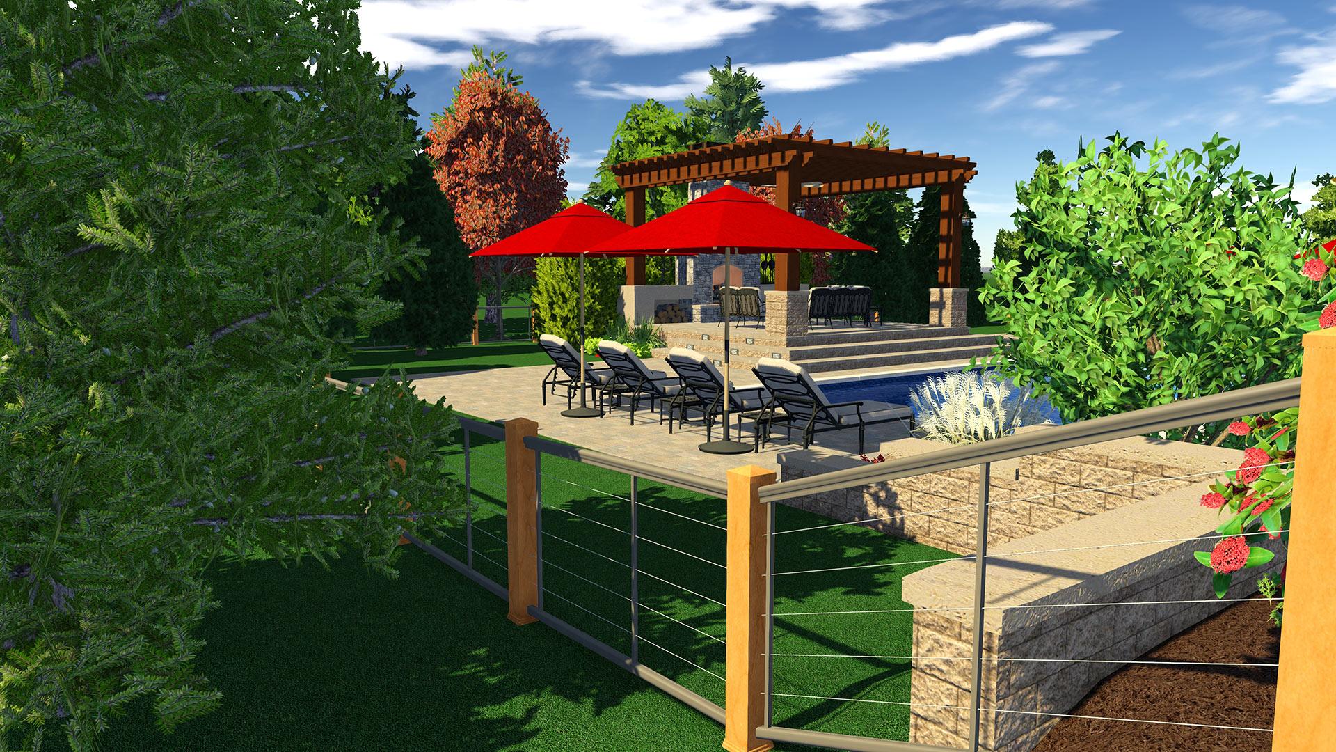 3D Railing Design Software