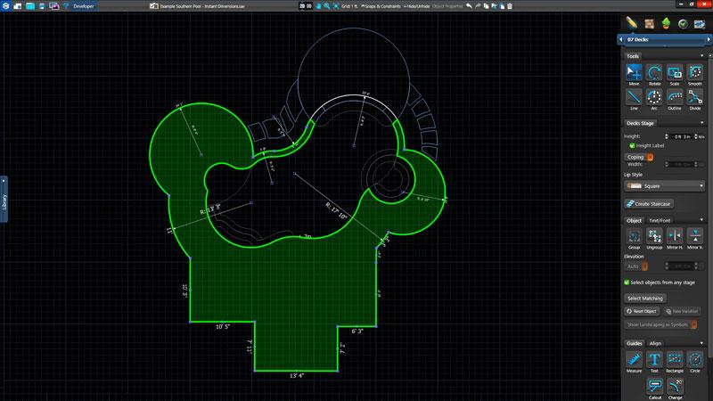 3D Landscape Design Tools