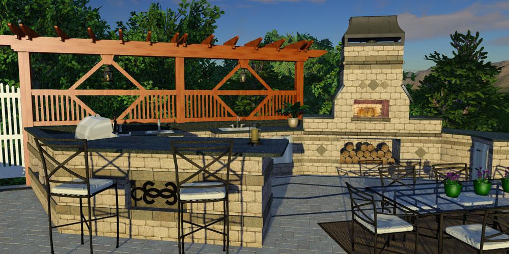 Outdoor Kitchens Design Software