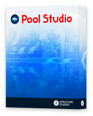 Pool studio the best 3d swimming pool design software for Pool enclosure design software