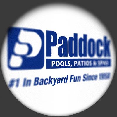Paddock Pools Logo