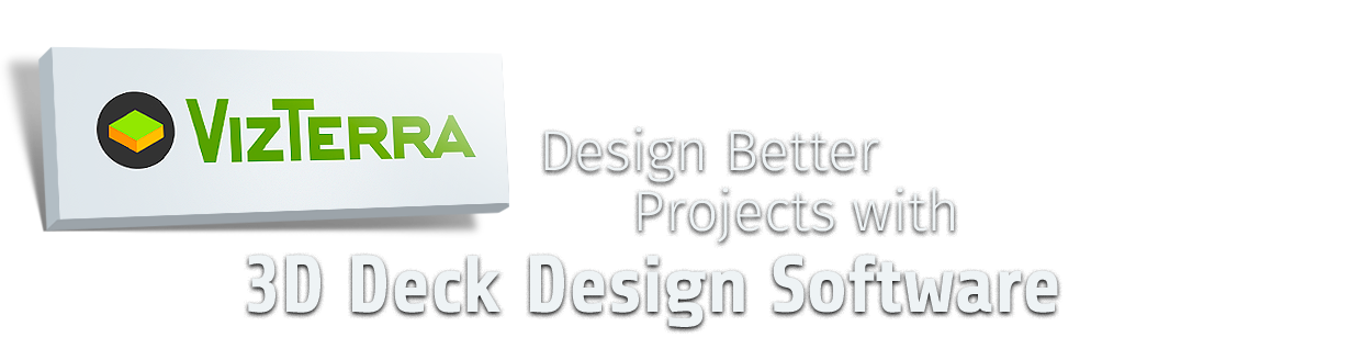 Design Better Projects with 3D Deck Design Software