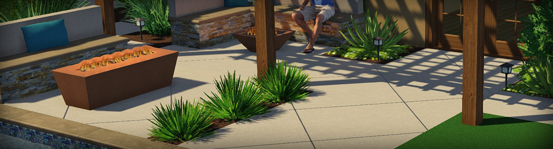 Create Concrete Score Patterns