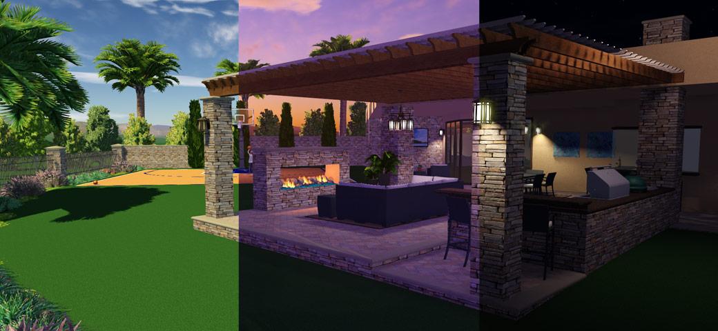 3d Landscape Design Software Made Easy Vizterra